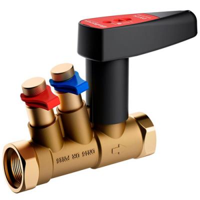 Балансировочные клапаны Ballorex Venturi FODRV ДУ 15 без дренажа