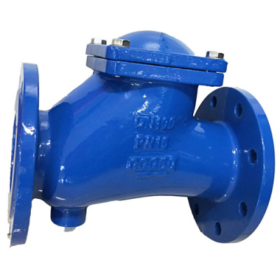Обратный клапан шаровой фланцевый DN40-600 PN10/16